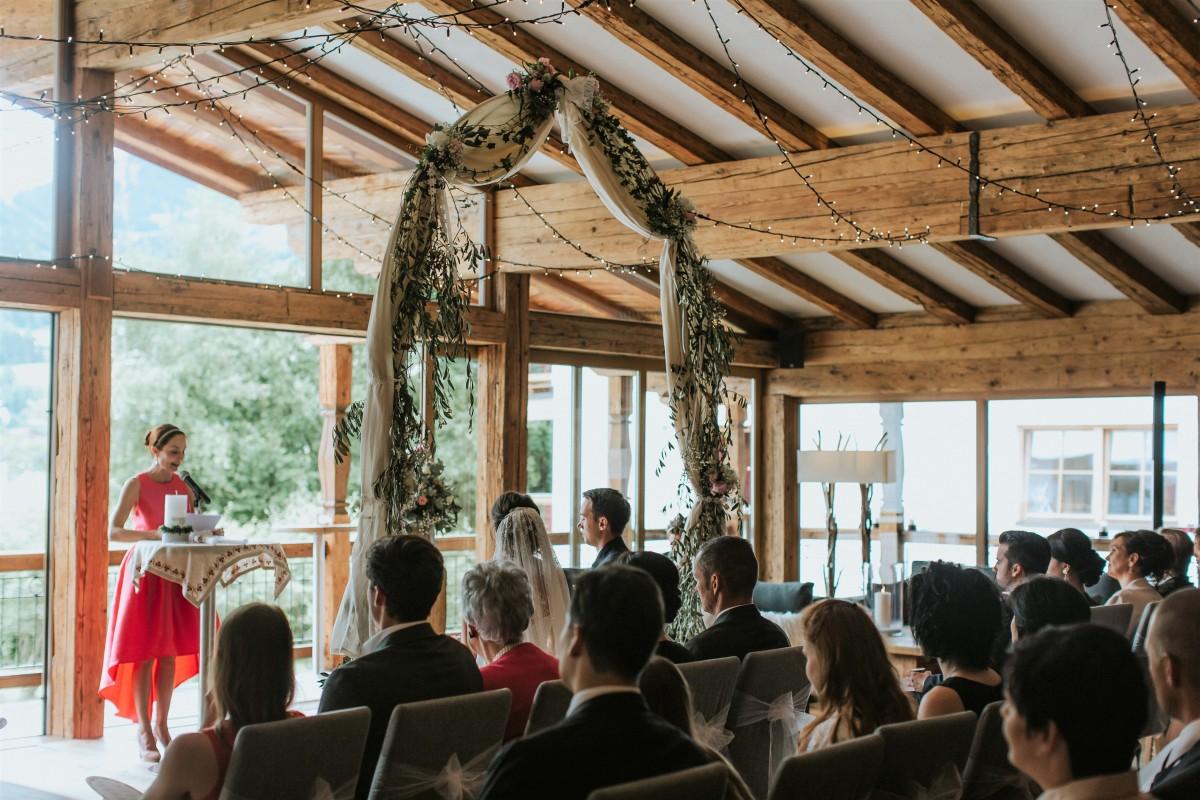 Hochzeitsmoderation in Kitzbühel 1.7.´17