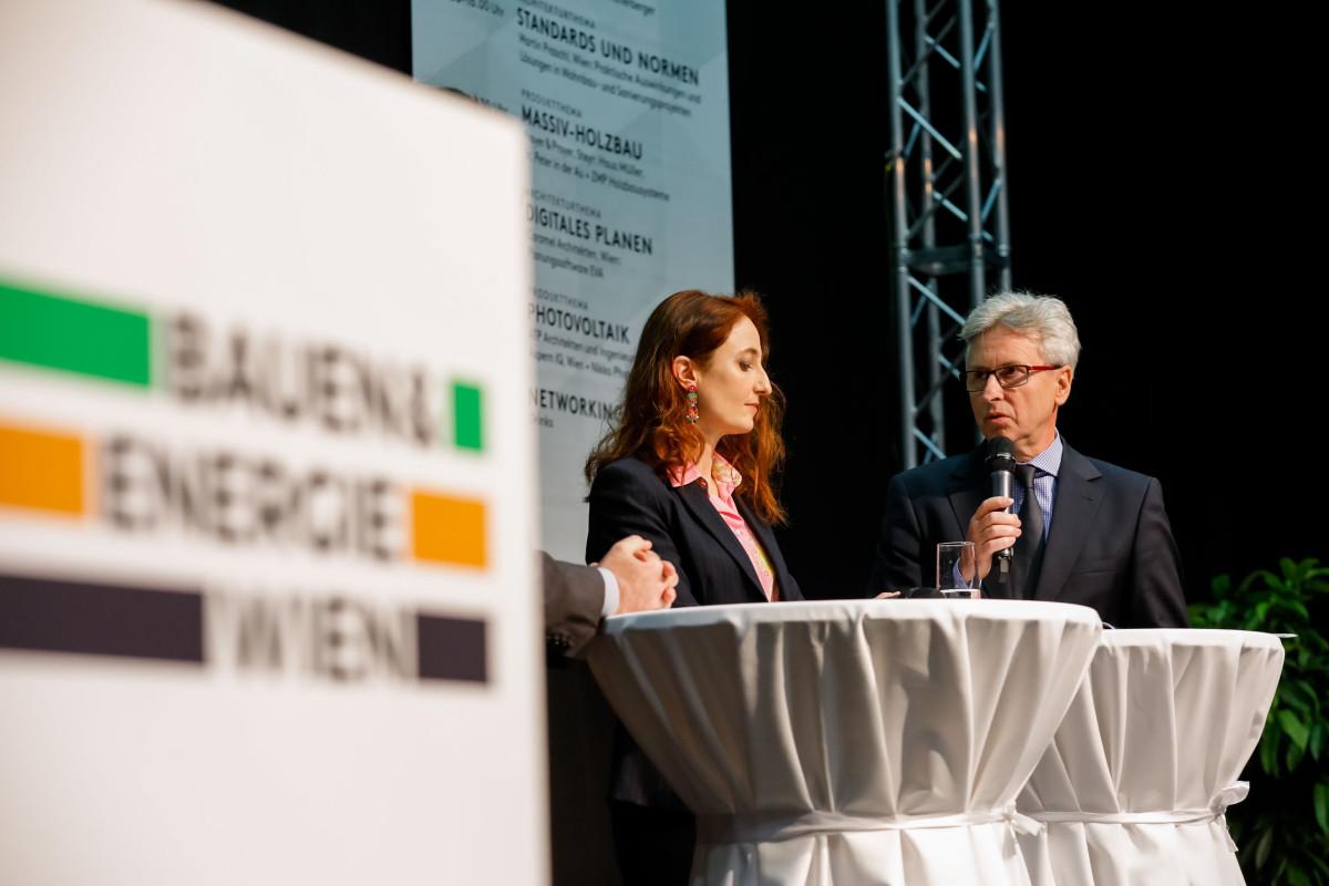 Bauen und Energie Messe Wien, 25-28. Jänner 2018